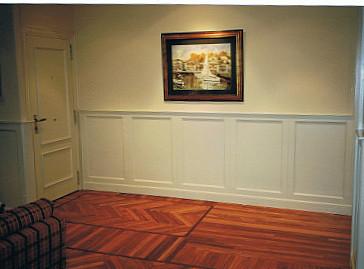 Pimugs01 qu es un revestimiento de madera Revestimiento de madera para muros interiores