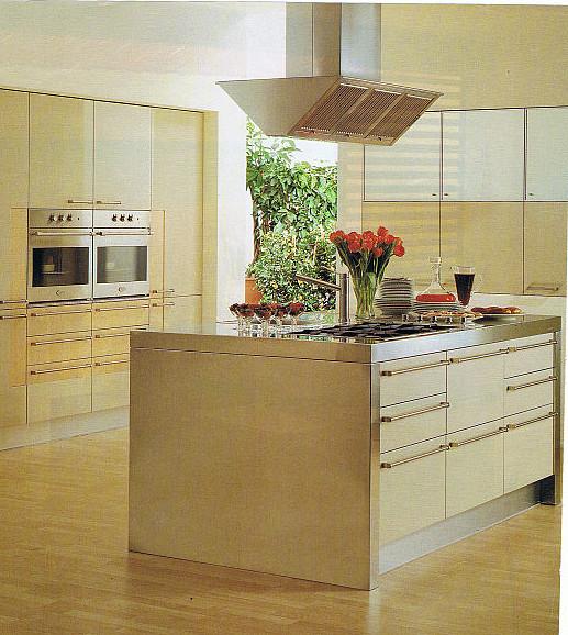 Cocinas en bilbao bizkaia dise o e instalaci n alberi carpinter a ebanister a - Muebles de cocina bilbao ...